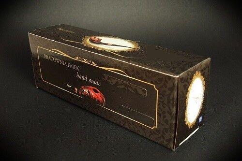 BOX HAND MADE WOODEN TOBACCO SMOKING PIPE BRUYERE no 73 Brown Straight  Briar