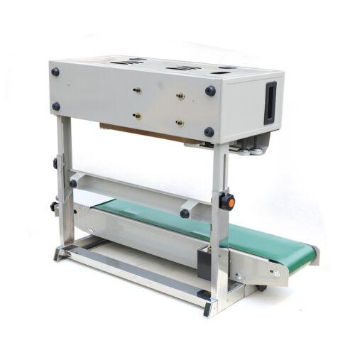 FR-900 Automatisch Vertikale Plastiktüte Siegelmaschine Band Film Sealer  220V