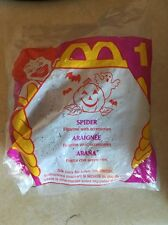 McDonald's Happy Meal Toy Mcnugget Halloween Spider Costume New 1996