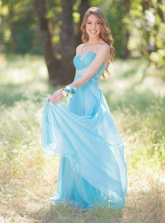 398 NWT AQUA LA FEMME PROM PAGEANT FORMAL DRESS GOWN