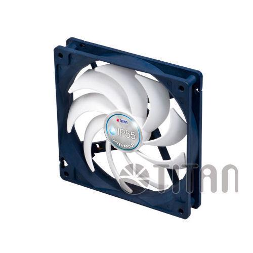 RB Titan  IP55 Water proof 120mmx120mmx25mm Ballbearing Fan TFD-12025H12B//KW