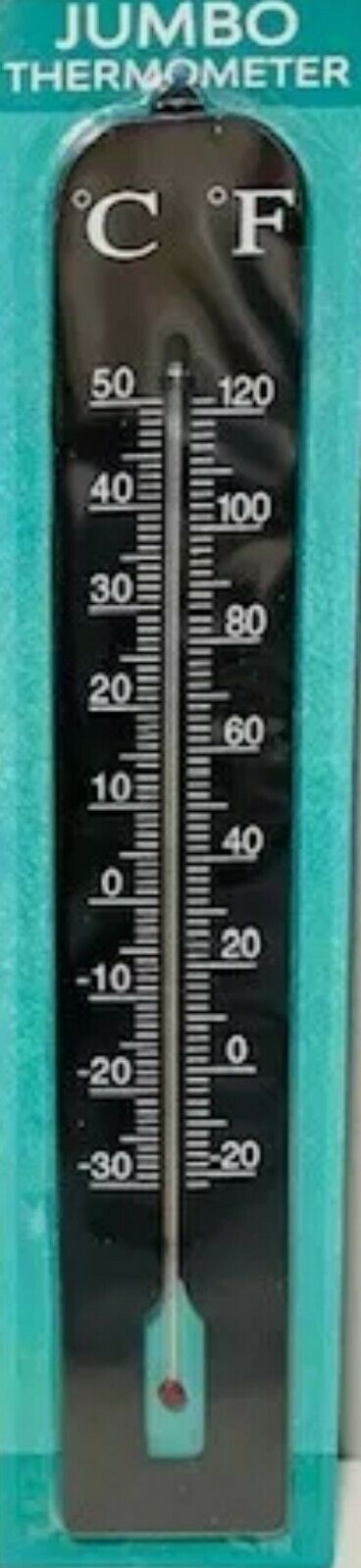 40cm Large Thermometer Outdoor Garden Shed Green House Conservatory Home Office