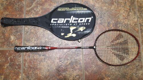 Nouveau Carlton Airblade Force Graphite Composite Badminton racquet