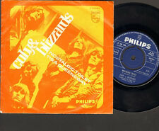 """CUBY & and the BLIZZARDS Nostalgic Toilet  MONO 7"""" Inch SINGLE 1968 HERMAN BROOD"""