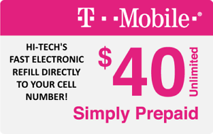 40-T-MOBILE-PREPAID-REFILL-DIRECT-to-PHONE-GET-IT-TODAY-TRUSTED-SELLER