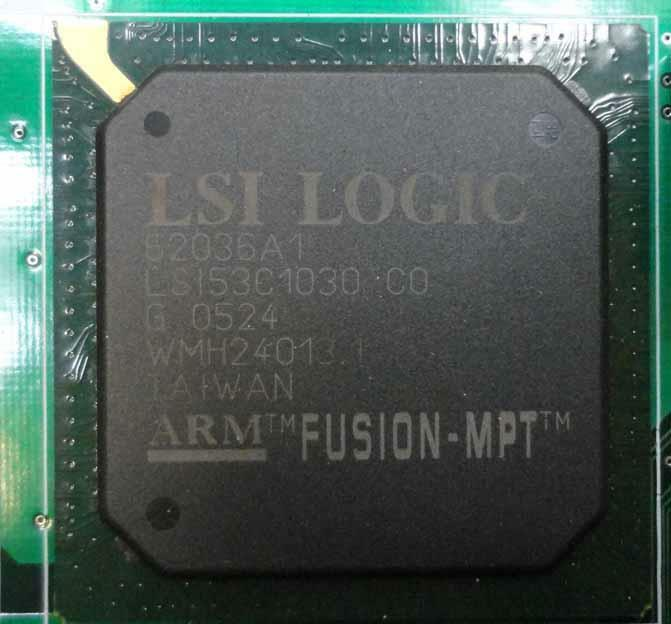 Dell u8373 0u8373 lsi logic rev a04 x3 pci