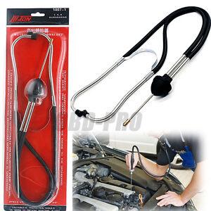 Auto Mechanics Stethoscope Detector Auto Tester Car Engine Block Diagnostic Tool