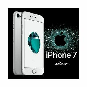 Apple-iPhone-7-32GB-Argento-Silver-12-Months-Warranty-Nuovo-Smartphone-IT-Top