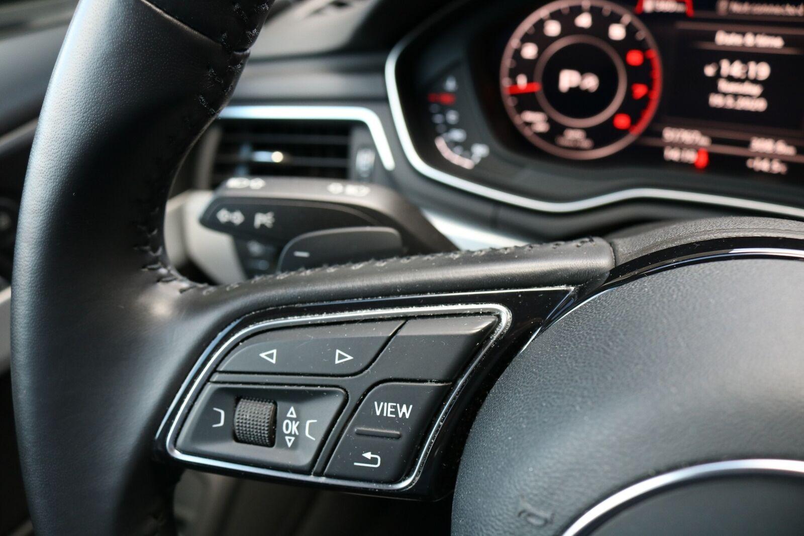 Audi A4 TFSi 190 Sport S-tr.