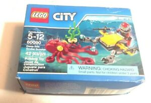 LEGO 60090 City Deep Sea Explorers Scuba Scooter NEW FACTORY SEALED BOX RETIRED