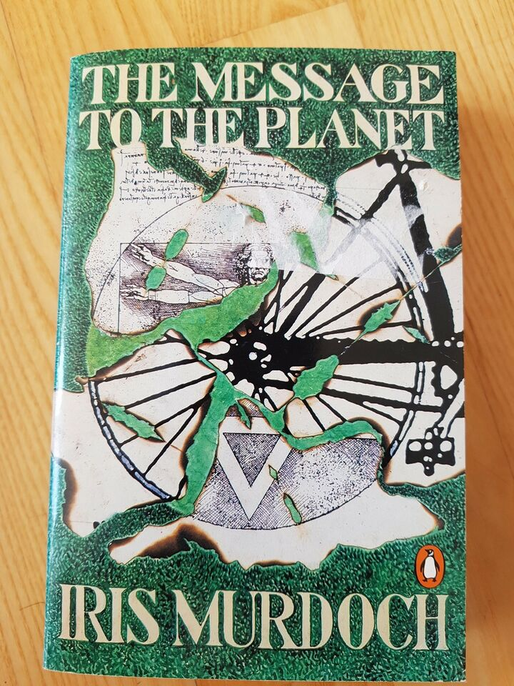 The message of the planet, Iris Murdoch, genre: anden