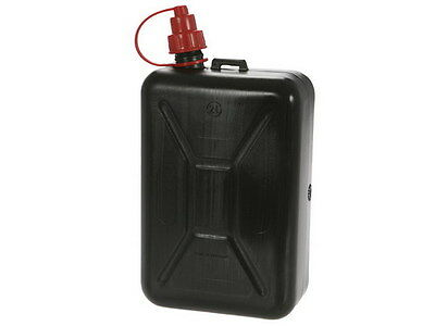 Two Litre Jerry Can 2L Motorcycle Fuel Container 1624547
