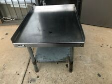 Stationary Equipment Stand For General Use Undershelf