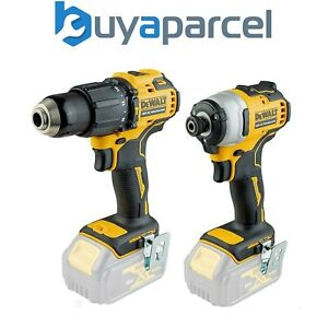 Dewalt DCK2062 18v Brushless DCD709 Combi Drill DCF809 Impact Driver Bare Tools