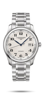 LONGINES MASTER COLLECTION 40MM SILVER DIAL AUTOMATIC L27934786