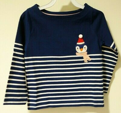 Details about  /Mini Boden Pink Green Striped Tee 9-10y NWT