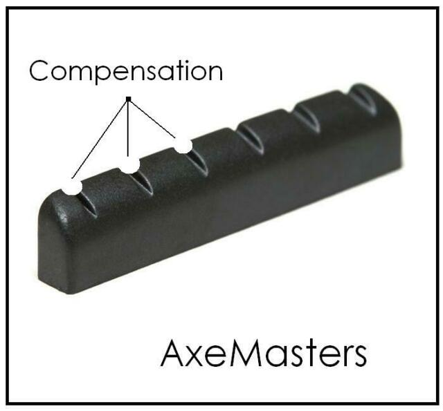 AxeMasters COMPENSATED Black Nut for EPIPHONE Guitar Les Paul 335 SG.. more