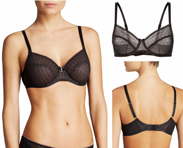 634d09f6adfc6 Chantelle 2211 C Graphique Underwired Full Cup Side Side Support Non Padded  Bra