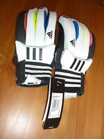 ADIDAS CRICKET GLOVES COUNTY SMALL BOYS RIGHT HANDED BATTING GLOVES BNWT