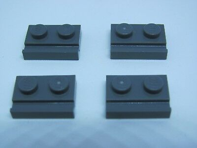Modified 1 x 2 with Door Rail Choose Colour NEW Lego 32028 Plate