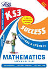 Key Stage 3 Maths Questions and Answers: Levels 3-6 by Letts Educational (Paperback, 2003)