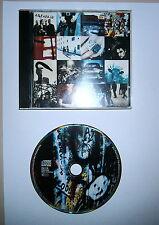 U2 #ACHTUNG BABY #CD-Island Records 1991#262110 BIEM/GEMA LC0407 Made in Germany