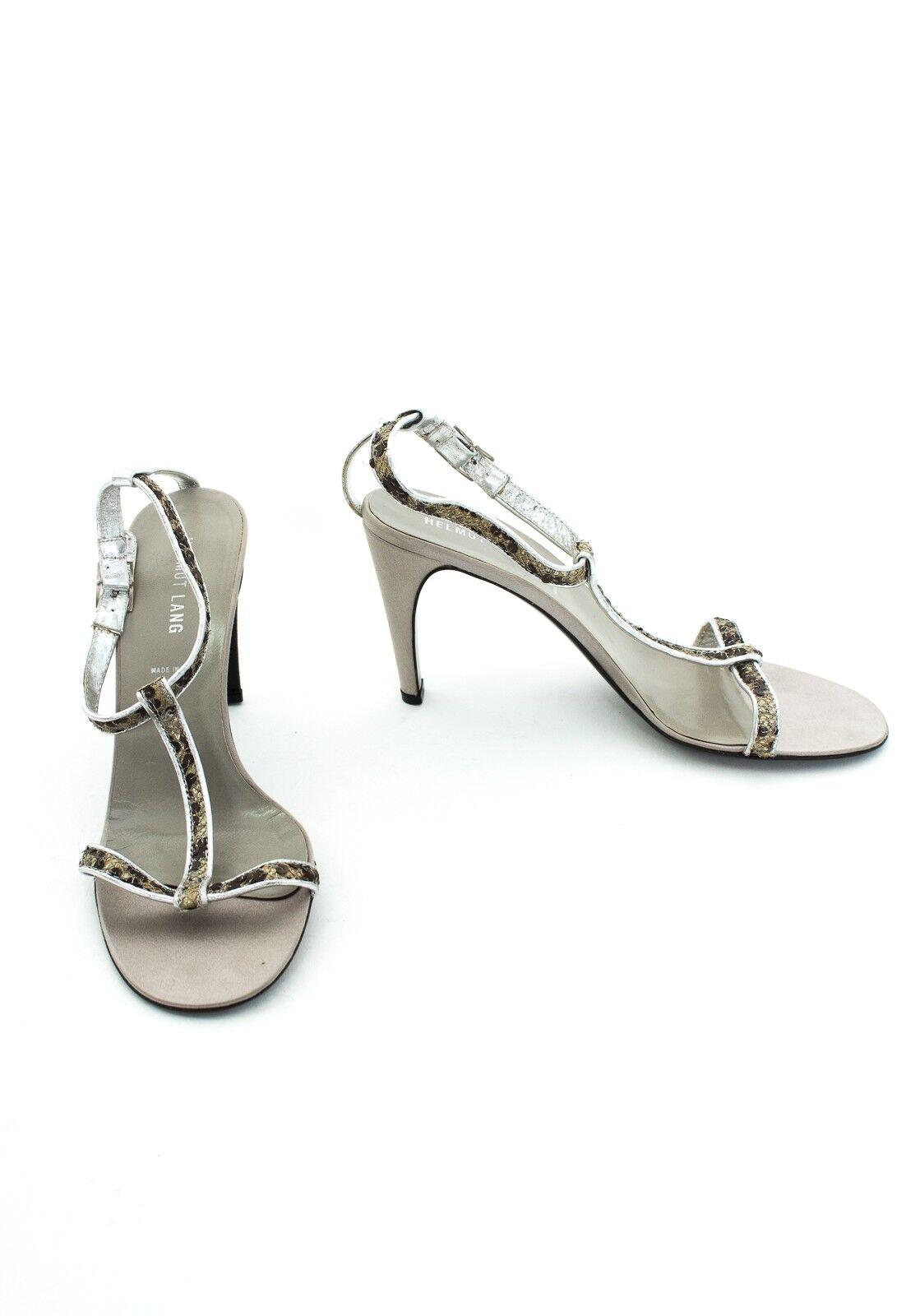 Helmut lang SEÑORA zapatos sandalias talla UE 40,5