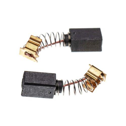 dp4003 dp3003 dp4001 6408 2x Balais Charbon 6 x 9 x 12 mm pour Makita 6310