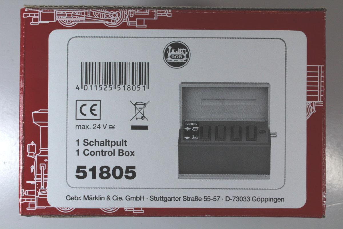 LGB 51805 Schaltpult, Neuware.    Fairer Preis