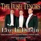 Irish Tenors [Live in Dublin] [CD/DVD] by Irish Tenors (CD, Feb-2011, 2 Discs, Entertainment One)