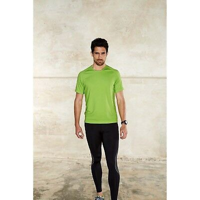 Men's Clothing New Proact Performance T-shirt Mens Training Gym Sleeves Running Sports Shirts