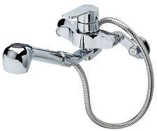 Neu Copper Faucet QFS-138 ausziehbare Küchenarmatur Wandmontage Einhebelmischer