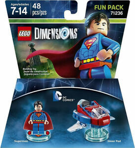 DC-Superman-Fun-Pack-LEGO-Dimensions-New