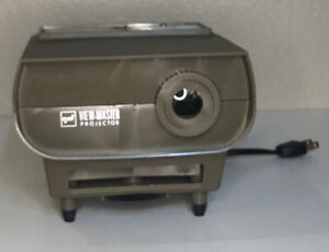Sawyers-View-Master-30-Standard-Reel-Projector-Vintage