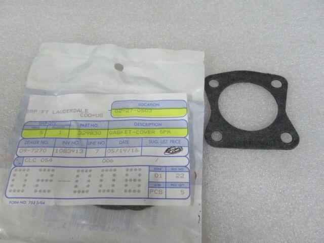 U27 OMC Johnson Evinrude 329830 Thermostat Cover New Factory Genuine OEM