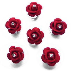 6-epingles-spirales-twister-cheveux-mariage-fleur-rouge-velours-cristal-blanc