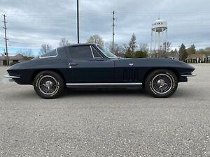 1966 Chevrolet Corvette 300HP A/C Coupe