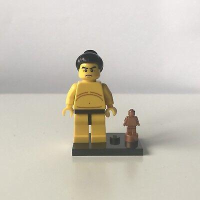 SUMO WRESTLER LEGO  MINIFIGURE New SERIES 3