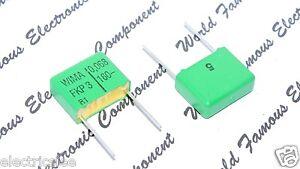 10pcs-WIMA-FKP3-0-068uF-0-068-F-0-068uF-68nF-160V-5-Pitch-15mm-Kondensator