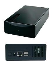 "Verbatim 3,5"" Gigabit NAS Server / FTP, NFS, DHCP, Print, iTunes, UPnP, Twonky"