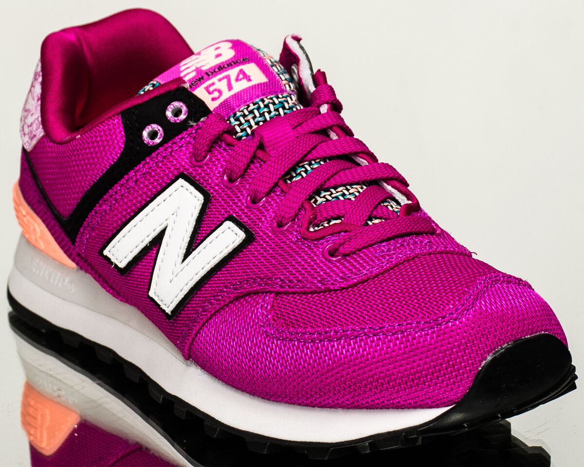 New Balance WMNS 574 NB women lifestyle casual sneakers purple WL574-ASD