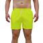 Costume-da-Bagno-Uomo-Mare-Piscina-Pantaloncino-FLUO-corto-Bermuda-Rosso-Giallo miniatura 10