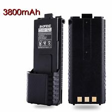 Baofeng Pofung BL-5L 3800mAh 7.4V Extended Li-ion Battery for UV-5R Radio RX