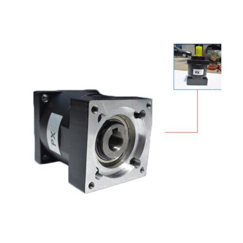 60MM Servo Planetary Speed Reducer Gearbox for Nema24 Motor Ratio 4:1-216:1 CNC