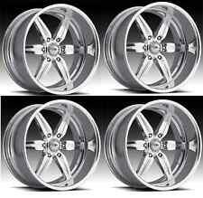 "20"" inch pro wheels spit fire 6 custom rims intro foose billet american us mags"