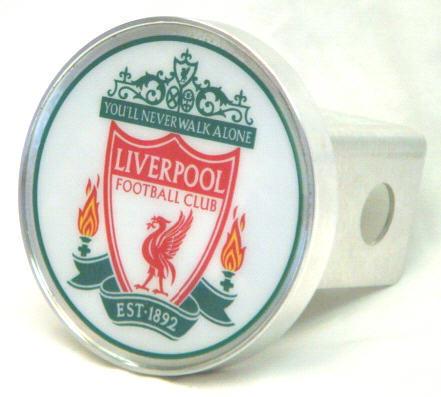 Liverpool Football Club Custom Made Hitch Cover