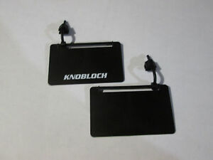 Knobloch-adjustable-sideshield-for-shooting-glasses-in-Black-Pair