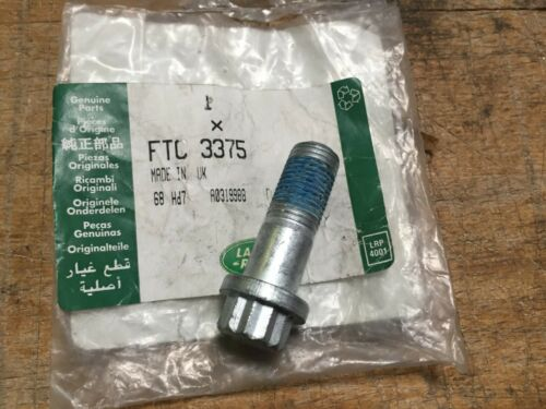 Land Rover Defender 90 110 /'87 onwards rear caliper retaining bolt FTC3375 F24