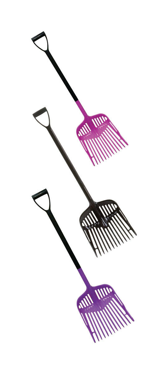 Harold Moore Shavings Fork Purple color 2272