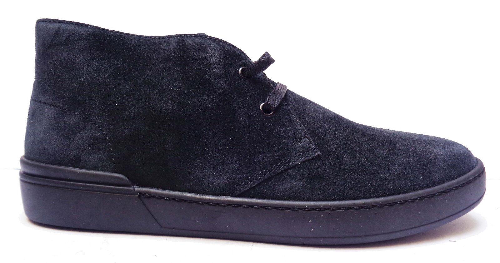 shoes men FRAU 20B5 shoes ALTE CON LACCI IN CAMOSCIO blue FODERA TERMOREGOLANT